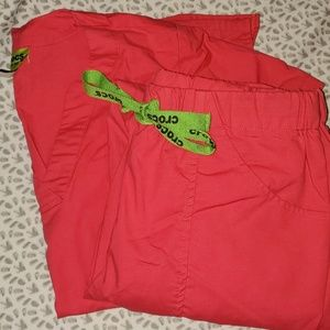 Crocs brand scrub bundle